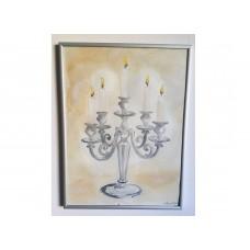 Candleholder - SOLD